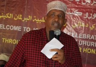 Aden Duale fired! replaced by Amos Kimunya