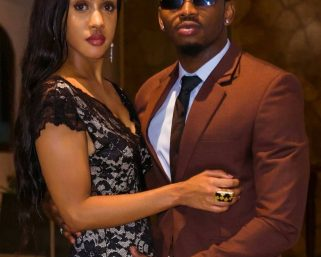 She didn't leave because I cheated on her-Diamond says about Tanasha