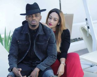 Zari dances to baby daddy Diamond's song days after calling him deadbeat