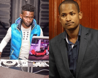 Babu Owino-DJ Evolve has been discharged but he still in hospital