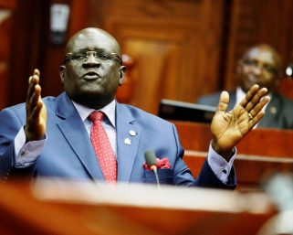 CS Magoha sets up commitee to explore possibility of re-opening schools
