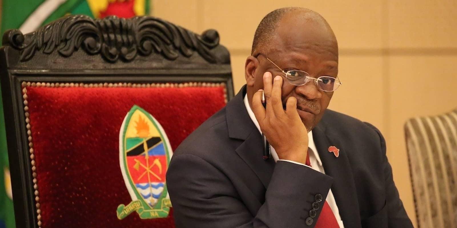 President-Magufuli