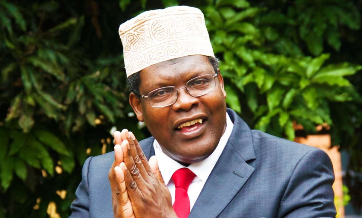Miguna Miguna exposes members of Kikuyu Mafia who have stolen trillions from Kenyans