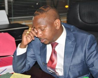 The governor's life is in danger-Mike Sonko's security withdrawn