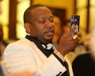 Mike Sonko finally surrenders to NMS