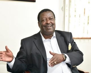 Mudavadi reveals the only thing blocking the ODM-Jubilee merger