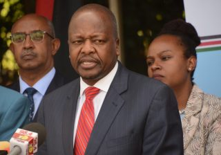 Restaurants to be re-opened, allowed to sell alcohol-Mutahi Kagwe