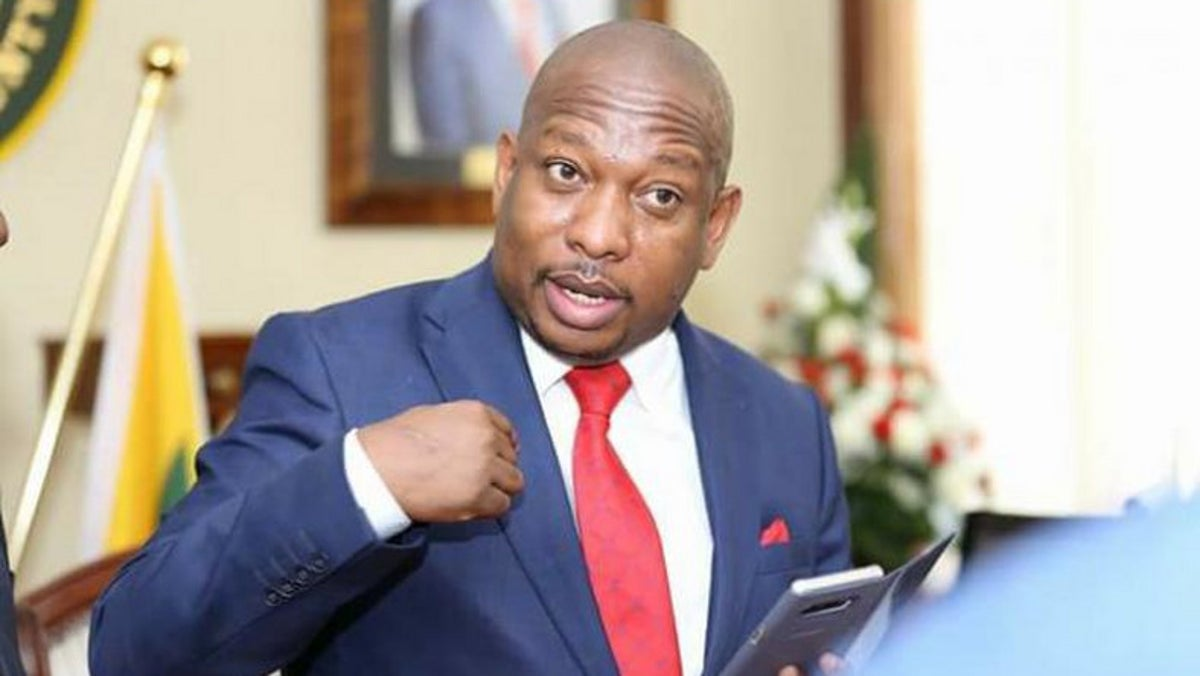 The governor's life is in danger-Mike Sonko's security withdrawn NMS
