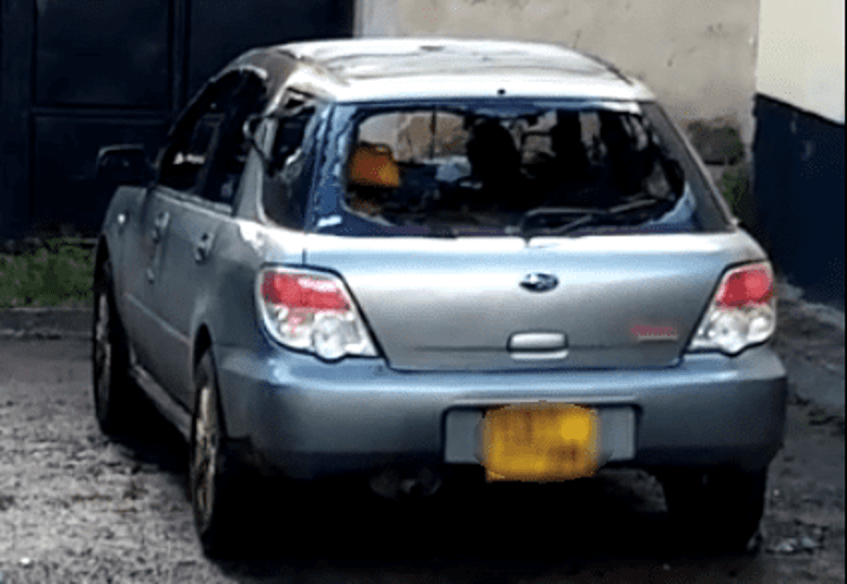 Mystery surrounds death of Buruburu man found burnt in his car