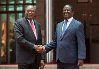 Miguna Miguna shame Uhuru Kenyatta and Raila Odinga