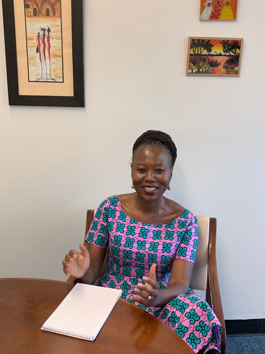 Roselyn Akombe