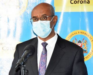 COVID-19 in Kenya-2 more dead as 15 recover cases jump to 396