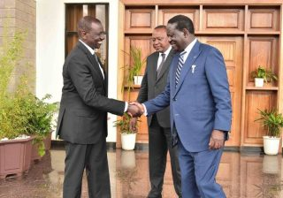Raila's former confident to head Ruto's election team