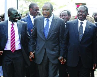 Raila's proposed new position in govt. revealed according to leaked Info