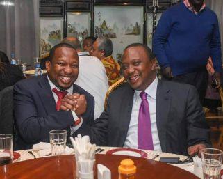 Sonko initiates move to terminate Nairobi deal with Uhuru Kenyatta