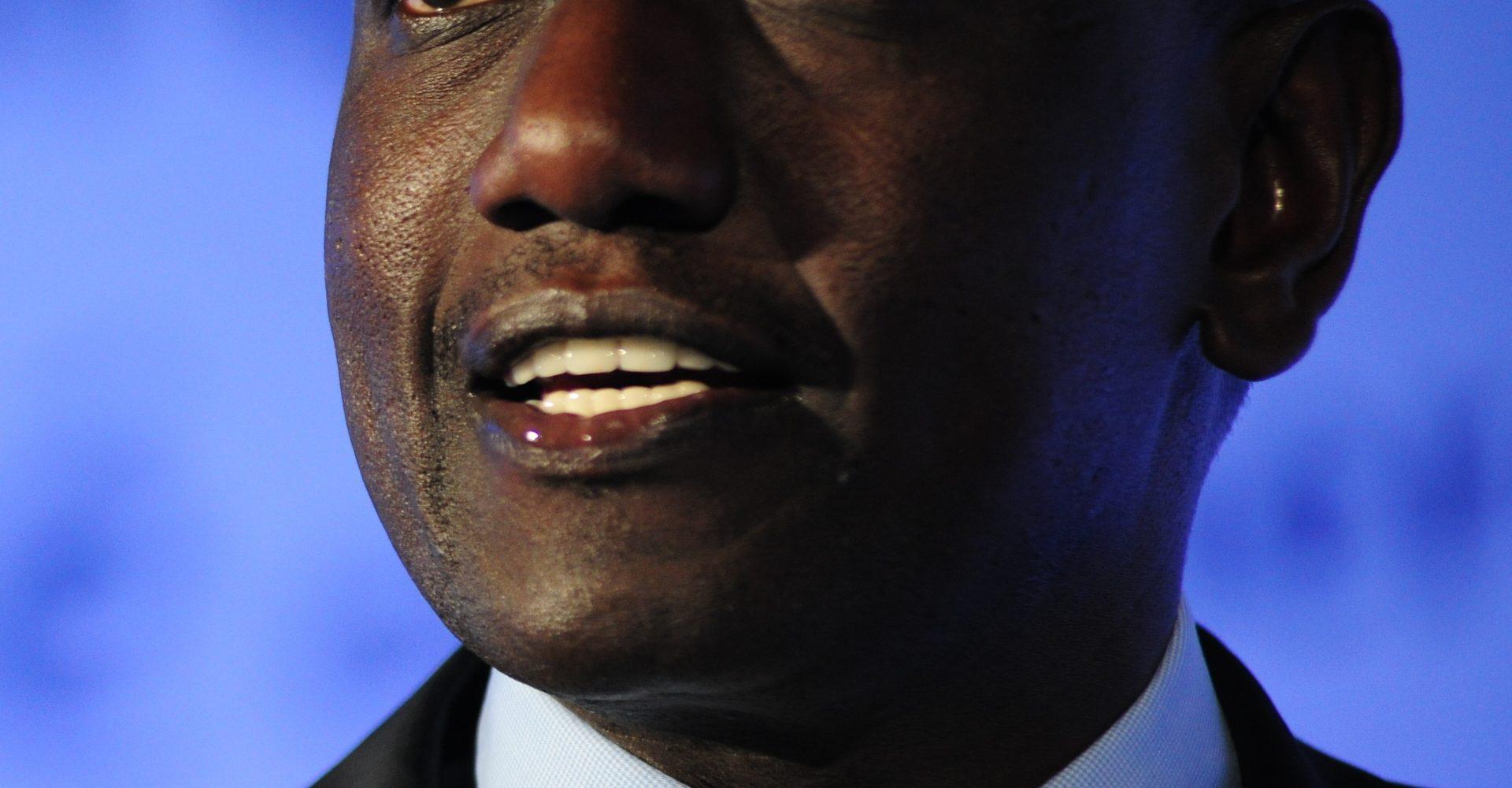 William Ruto has blocked me-Hard-hitting lawyer, Makau Mutua