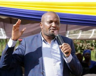 Moses Kuria among 4 MPs removed from House committees