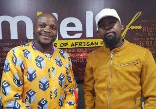 Kenyans Blast Jalang'o and Alex Mwakideu Show After Cheating Scandal