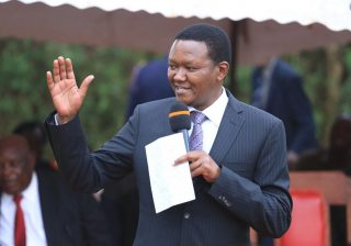 Alfred Mutua's new Sh 350m palatial office leaves Kenyans divided