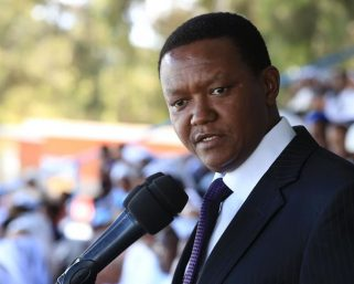 Alfred Mutua to use pawpaws in Machakos Covid-19 mass testing