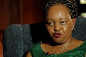 Waiguru's handing out Ksh 45 million bursary angers Kenyan