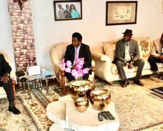 Raila Odinga forgives Ledama after he apologized and surrendered