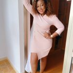 Betty Kyallo smiling