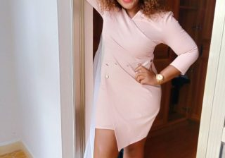I was hit by a car and had to undergo 7 surgeries!-Betty Kyallo