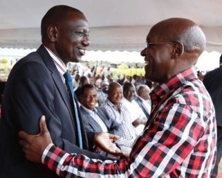 We're dealing with Covid and you are talking about Ruto! Kenyans tear into Khalwale