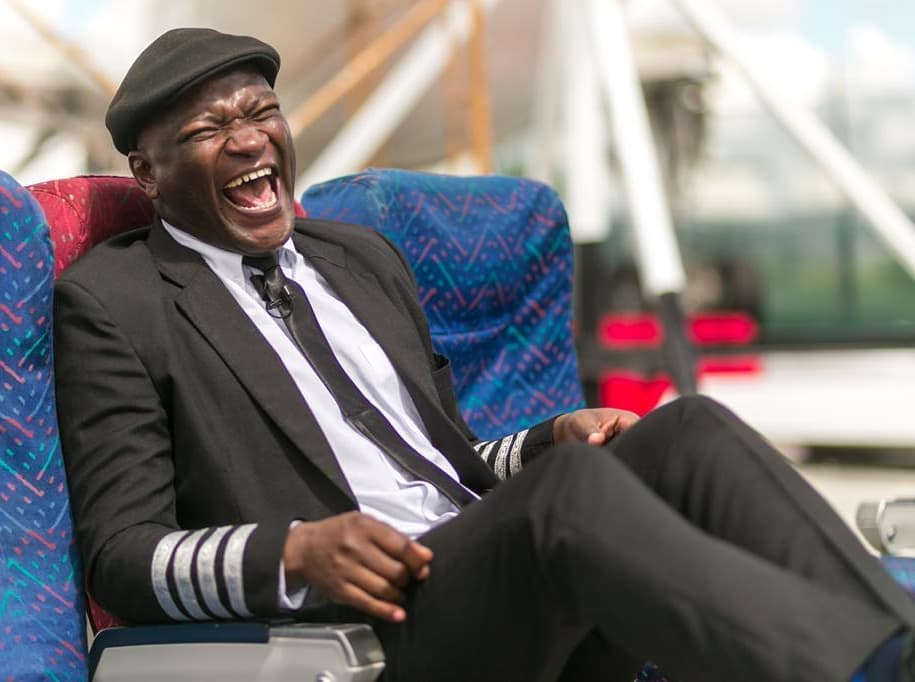 We used to sell chang'aa with my mom-Churchill Show comedian Captain Otoyo