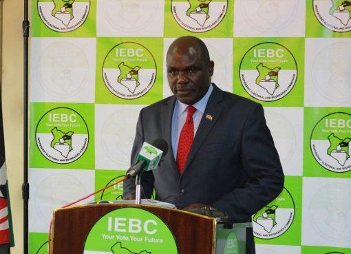 Chebukati-IEBC