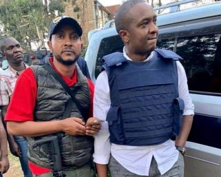 We weren't friends-Steve Mbogo reveals about Dafton Mwitiki
