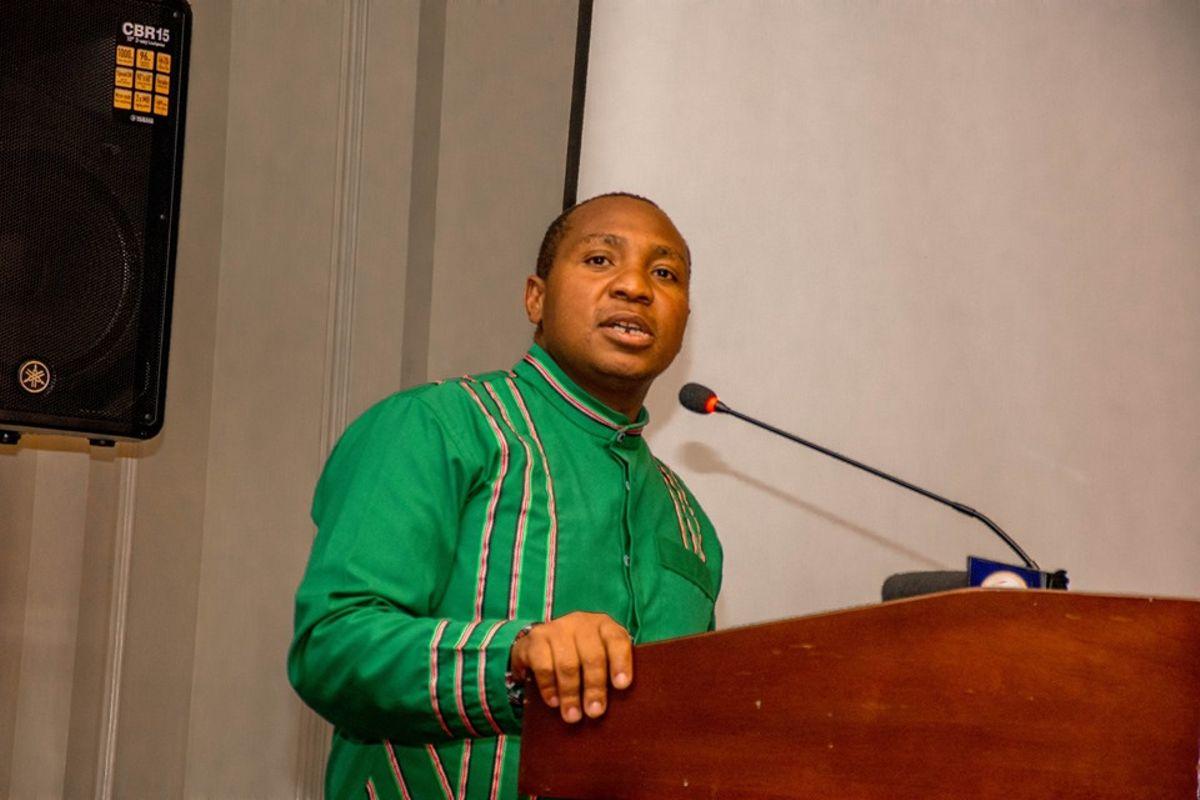 David Ole Sankok reveals reason he supports Jubilee-KANU merger