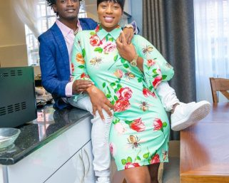 """""""You came when I was in chaos""""-Diana Marua thanks Bahati"""