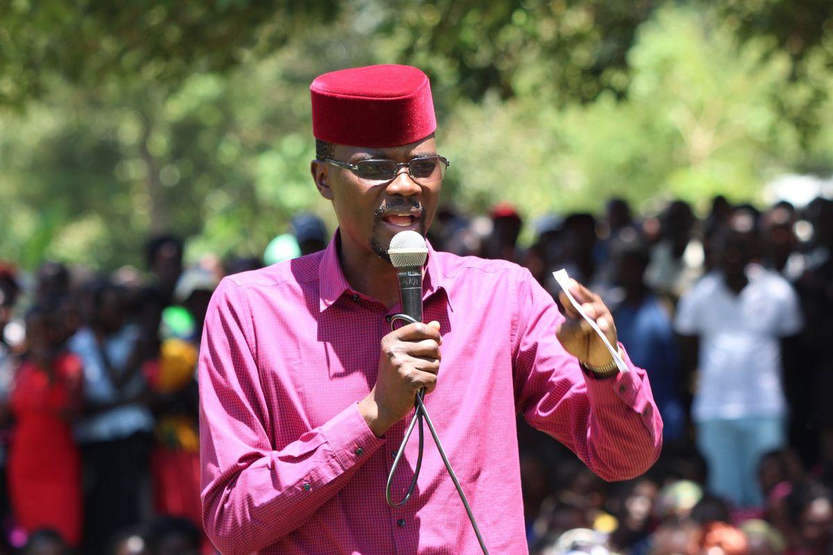 I pity Irungu Kang'ata-Didmus Barasa criticises new Chief Whip