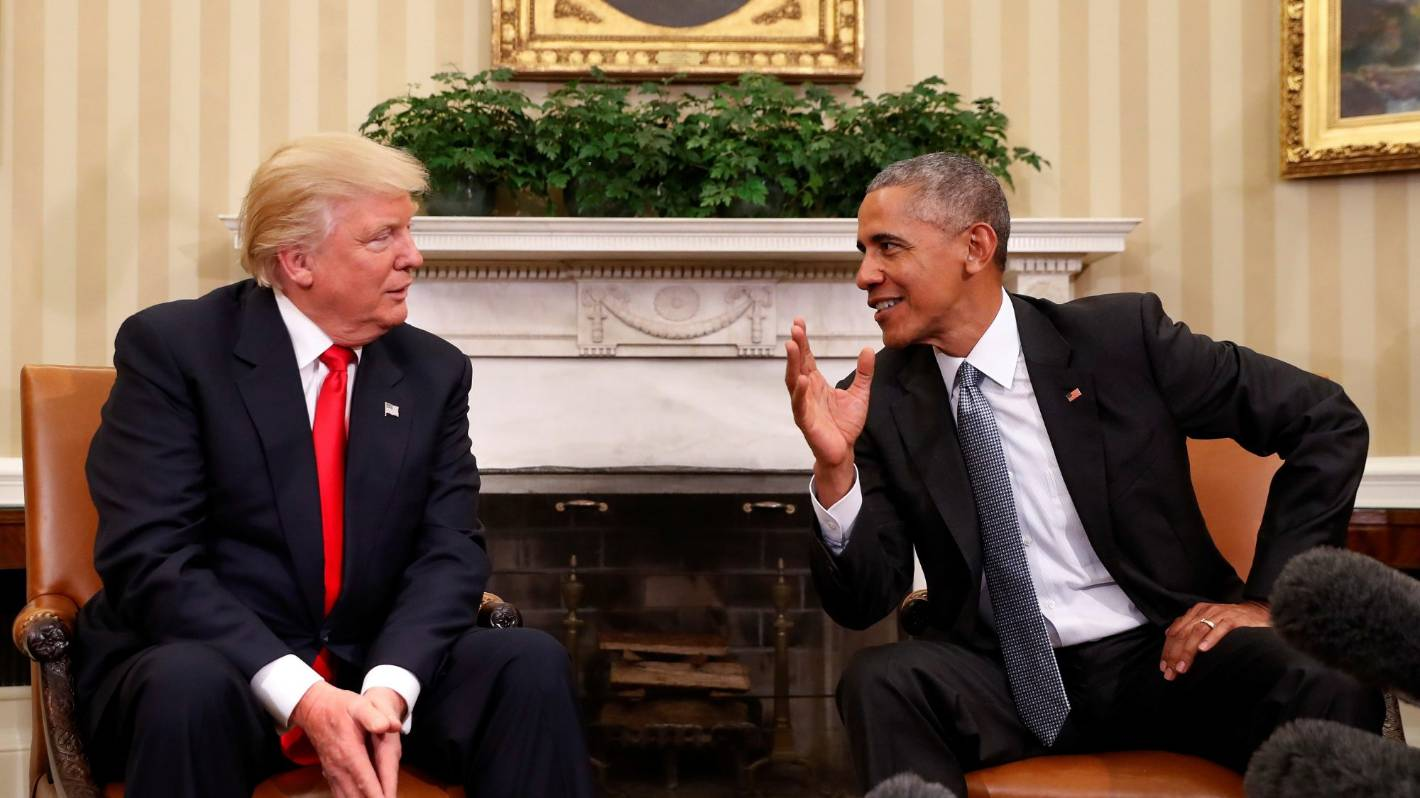 Absolute chaotic disaster-Obama says about Trump response to COVID-19