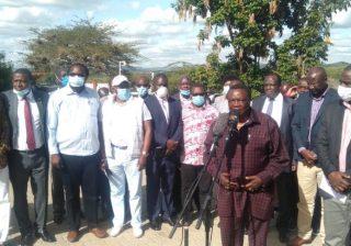 Musalia Mudavadi and Moses Wetangula kicked out of 2022 plans by Atwoli