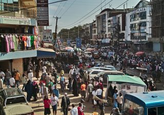 Police manning roadblocks in Eastleigh put Kenyans at risk as they demand bribes