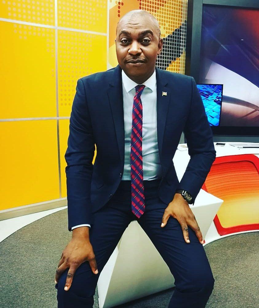 I am not fine-K24's Eric Njoka reveals over job cuts at Uhuru-owned station