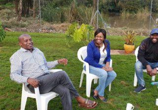 Ousted Kindiki hosts tanga tanga legislators at his home
