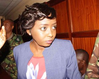 Jacque Maribe mourns Allan Makaka as she reveals his nickname for her