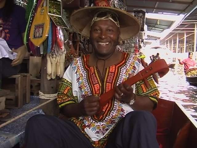 The late Jimmy Wayuni's narrates musician's last moments