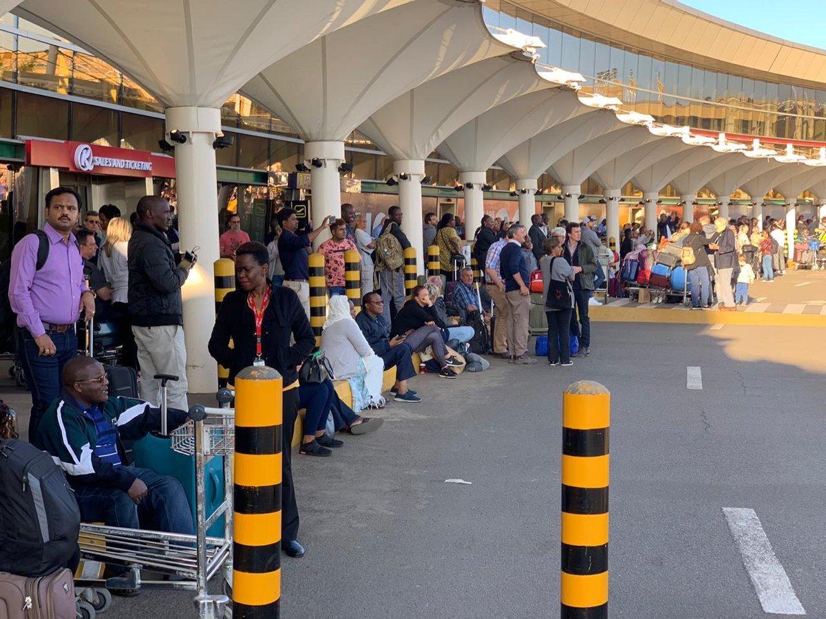 Jomo Kenyatta International Airport(JKIA)