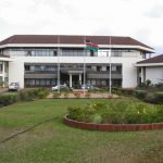 KEMRI offices