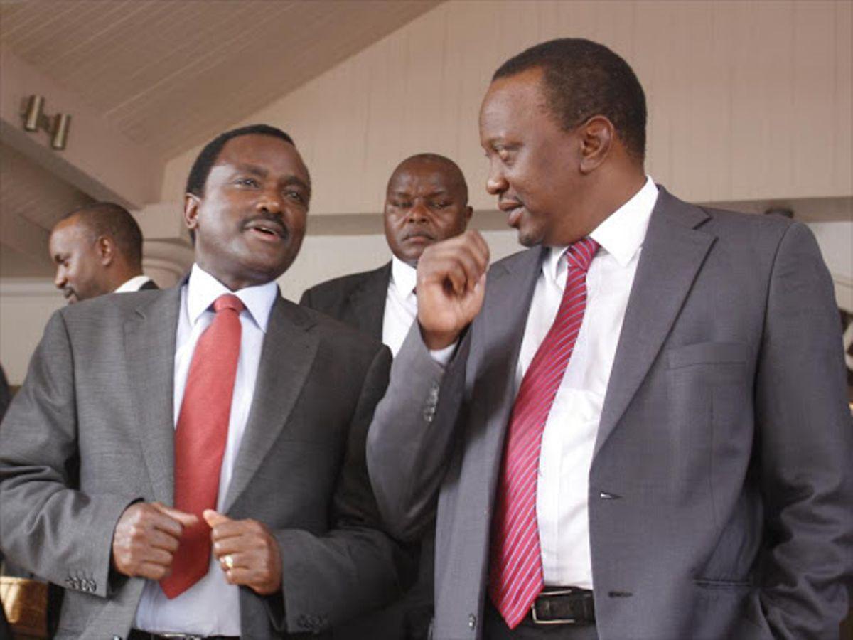 Kalonzo Musyoka moves to annul Wiper, NASA marriage