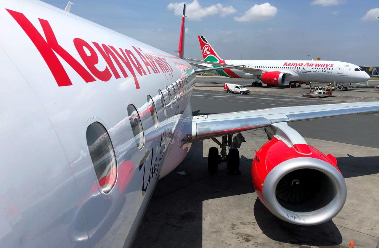 We need Sh.4 billion to stay afloat-Kenya Airways asks government