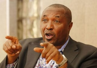 Uhuru, Raila inflating Covid-19 numbers for political gain-Kimani Ngunjiri