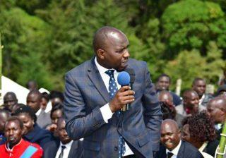 Murkomen concerned about Mutahi Ngunyi after deleted tweet