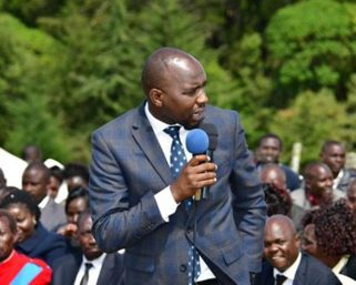 The reason Murkomen is fighting dearly for his senate majority position