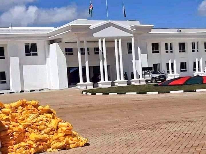 Machakos County Government offices